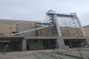 FABRICACION Y MONTAJE DE ESTRUCTURAS METALICAS AMPLIACION MALL SANTA ANITA SEGUNDA ETAPA